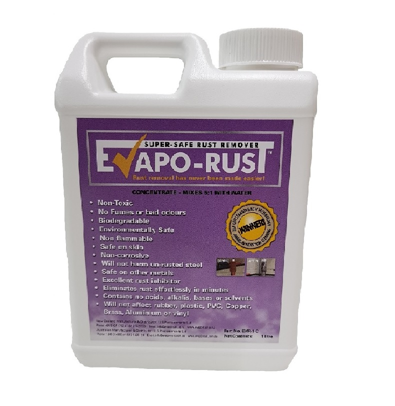 Evapo-Rust Concentrate Bottle